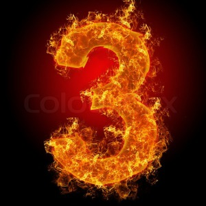 2136582-137931-fire-number-3-on-a-black-background