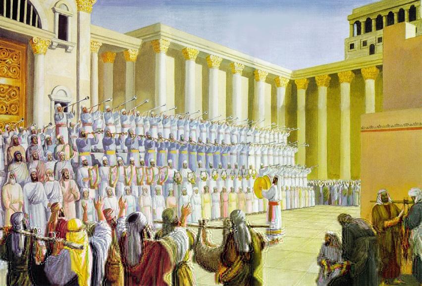 the-choir-of-the-levites