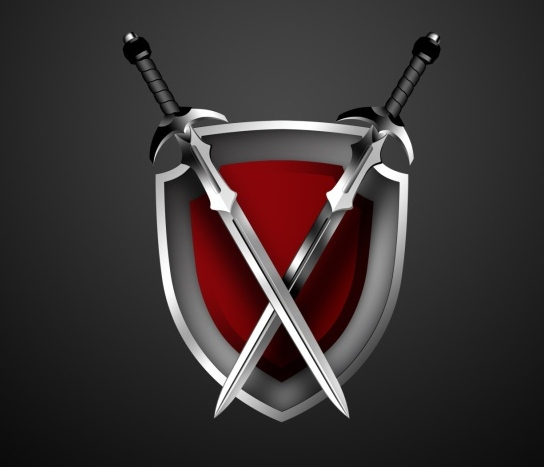 Photoshop____Shield_and_two_swords_069681_29