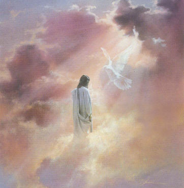Christ-in-Clouds