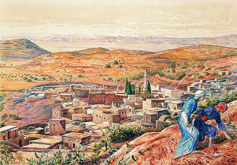William-Holman-Hunt-Nazareth