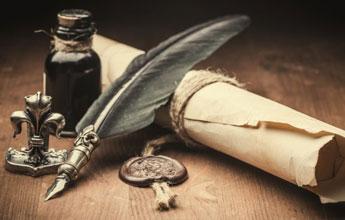 letter-parchment-wax-seal